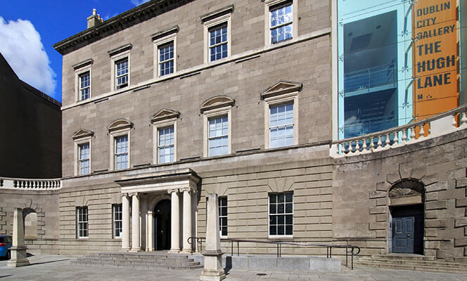 Dublin City Gallery The Hugh Lane