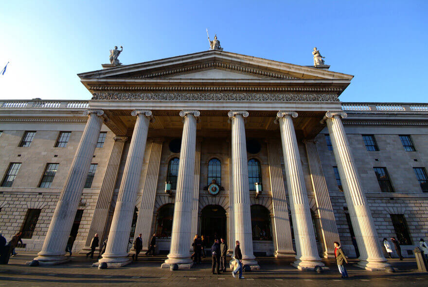 General Post Office (GPO), Dublin