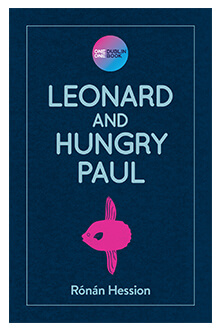 Leonard and Hungry Paul book cover