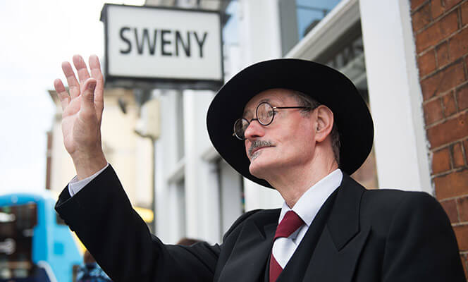 Bloomsday Festival Dublin