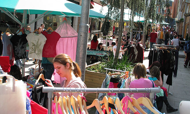 Cows Lane Fashion & Design Market