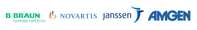 pharmaceutical company logos