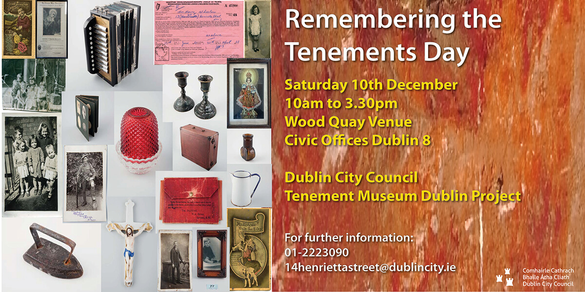 Remembering The Tenements Day