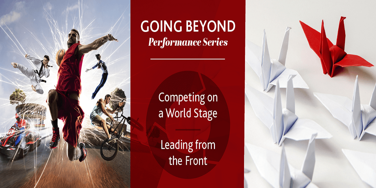 Competing On A World Stage: Morgan McKinley Performance Series