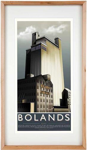Fergus O'Neill's Boland Mills print.