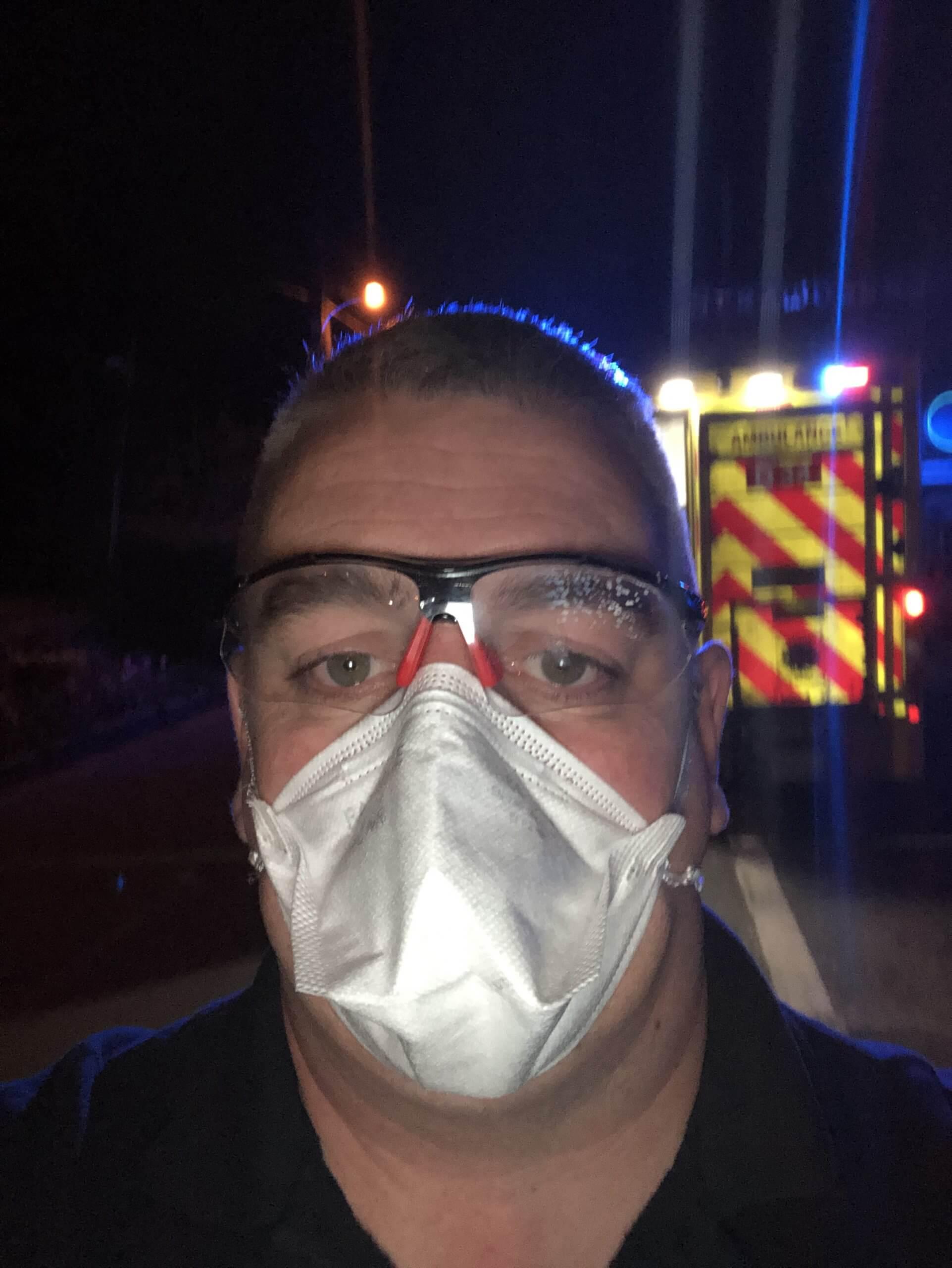 Cathal, Dublin Fire Brigade