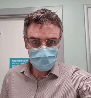 John, Pharmacist