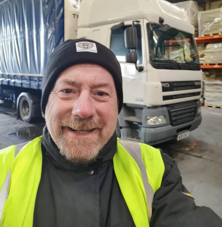 Derek, PPE transport