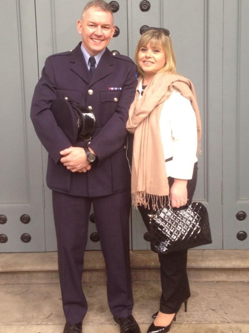 Stephen & Marion, Dublin Fire Brigade & Clinical Nurse Manager