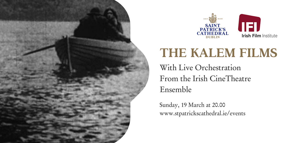 St. Patrick's Day Screening: The Kalem Films with Live Orchestra