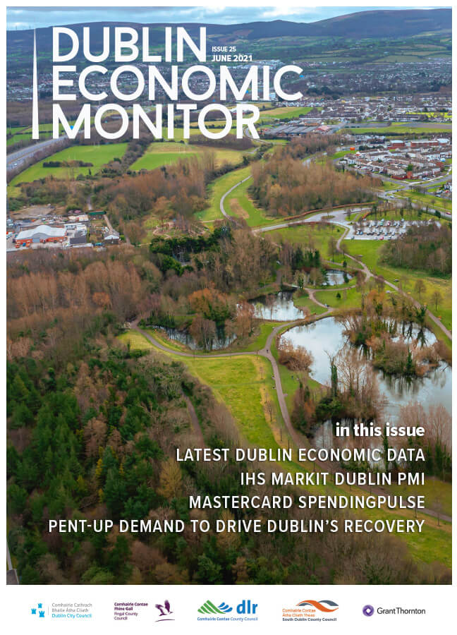 The latest issue of the Dublin Economic Monitor