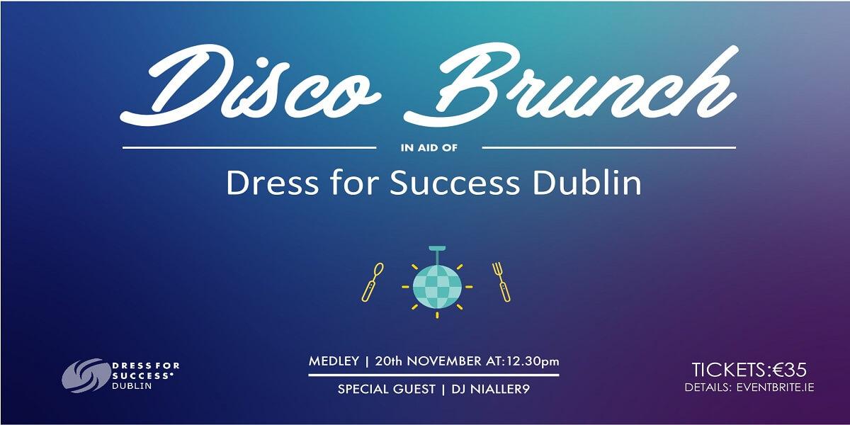 Disco Brunch: Dress For Success Edition
