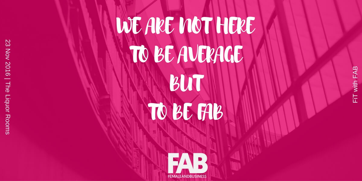 FiT With FAB – Networking Event For Women