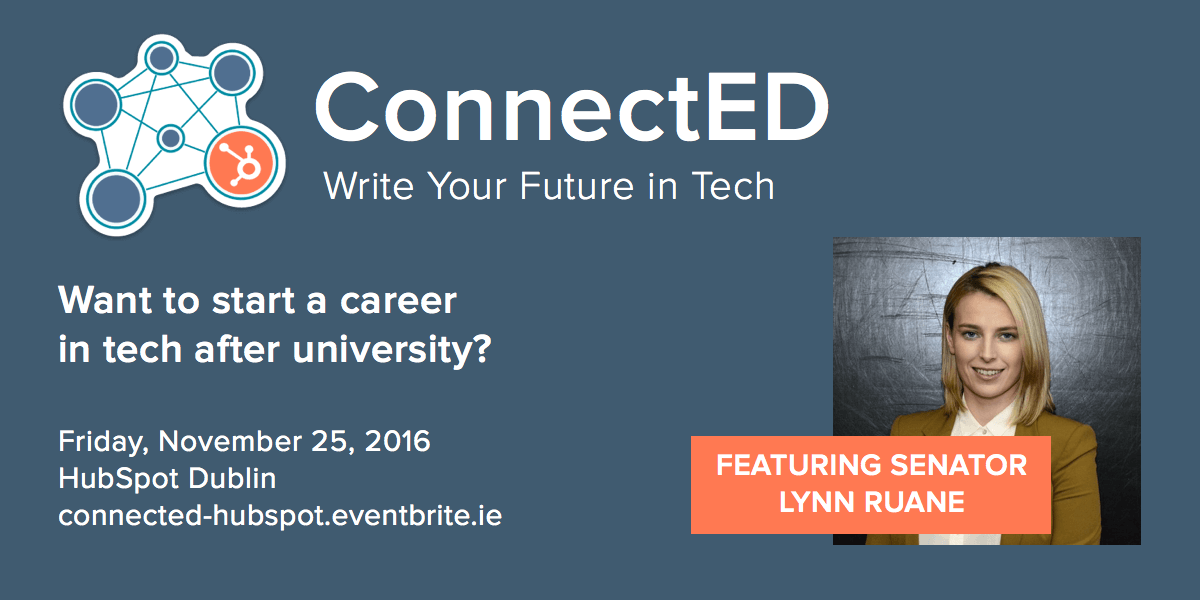 ConnectED: Write Your Future in Tech
