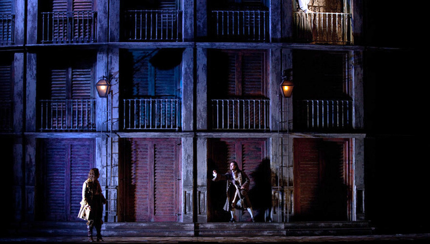 Don Giovanni - image courtesy of The Metropolitan Opera House in New York and Classical Arts Ireland.