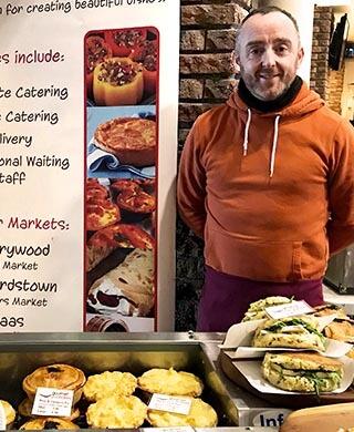 Declan Cassidy, Gourmet Grub Bakery.