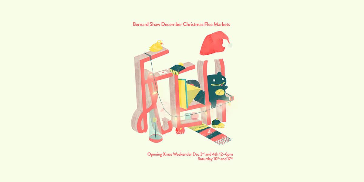 The Bernard Shaw Christmas Flea Market