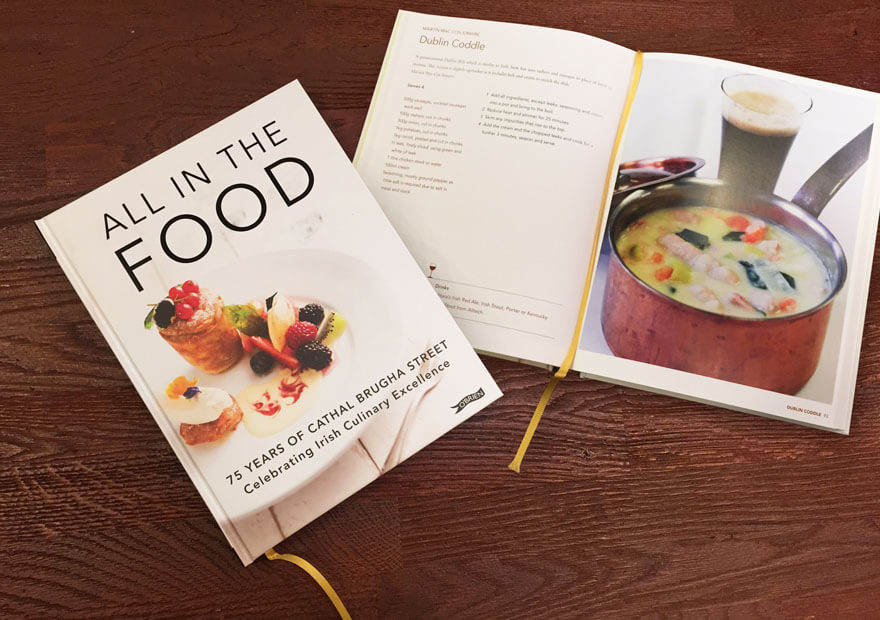 Book: All in the Food.