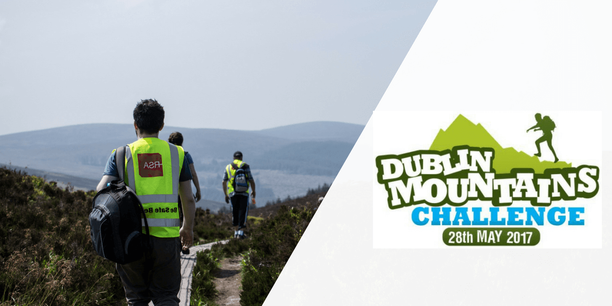 Barretstown Dublin Mountains Challenge