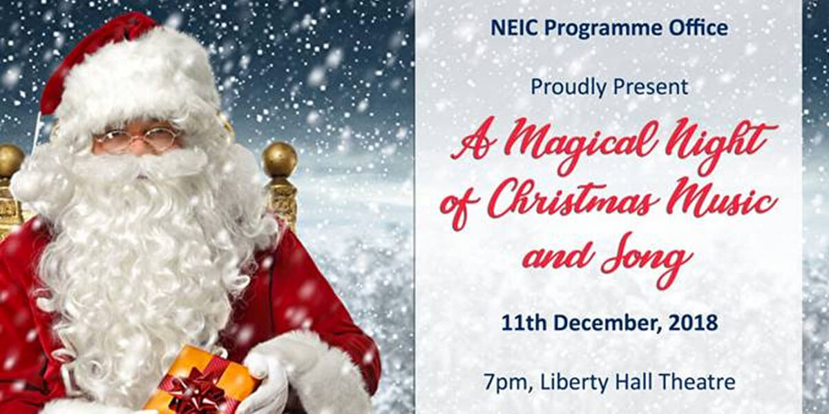 A Magical Night of Christmas Music & Song