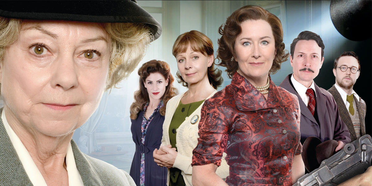 A Murder is Announced – A Miss Marple Mystery