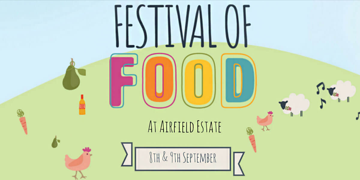 Airfield Festival of Food 2018