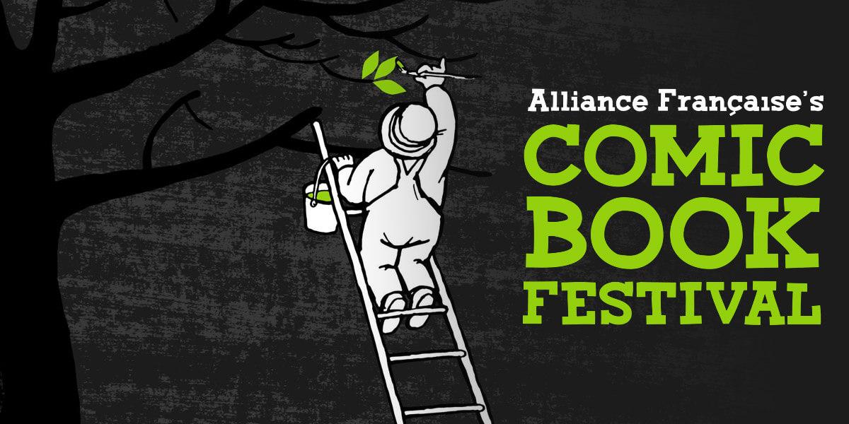 Alliance Française Comic Book Festival