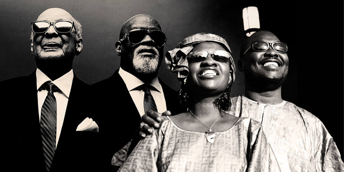 Amadou & Mariam with the Blind Boys of Alabama