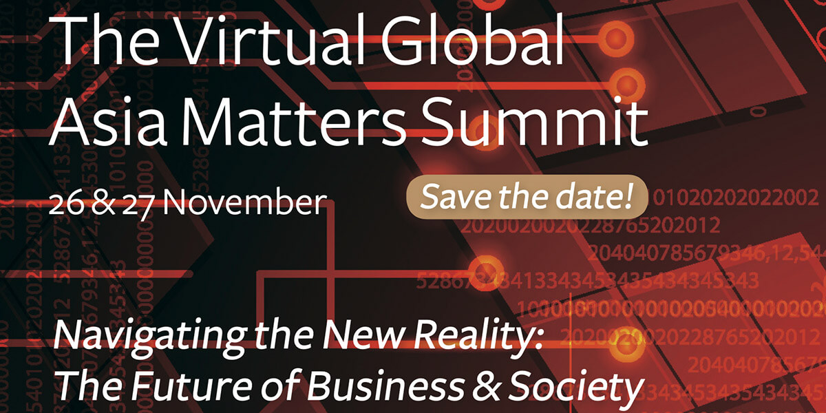 The Virtual Global Asia Matters Summit