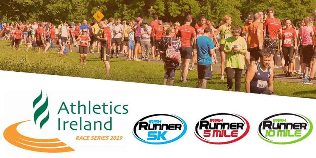 Athletics Ireland Race Series – Irish Runner 10 Mile