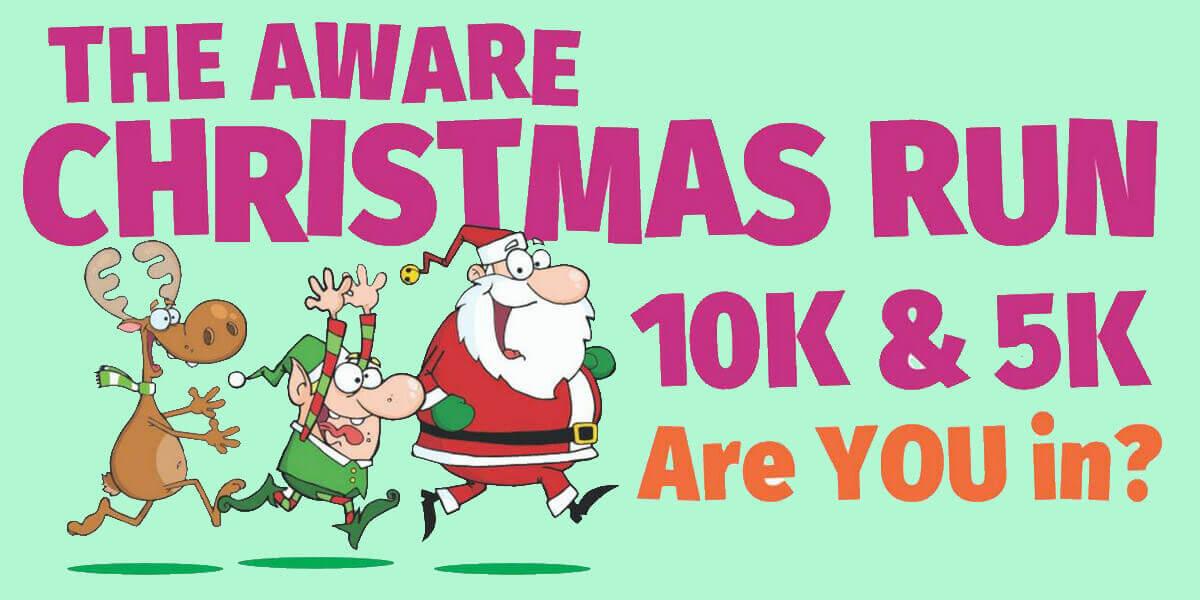The Aware Christmas Run
