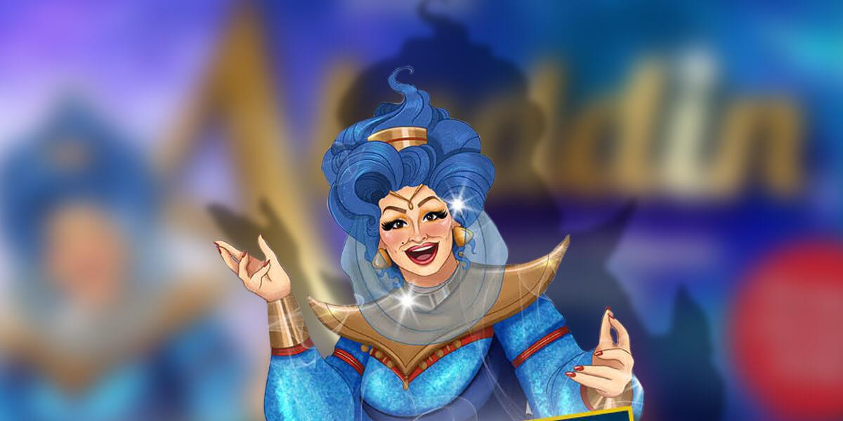 The Axis Panto – Aladdin