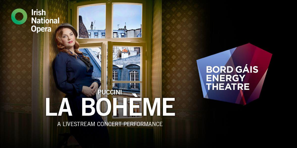 La Bohème – Livestream Concert