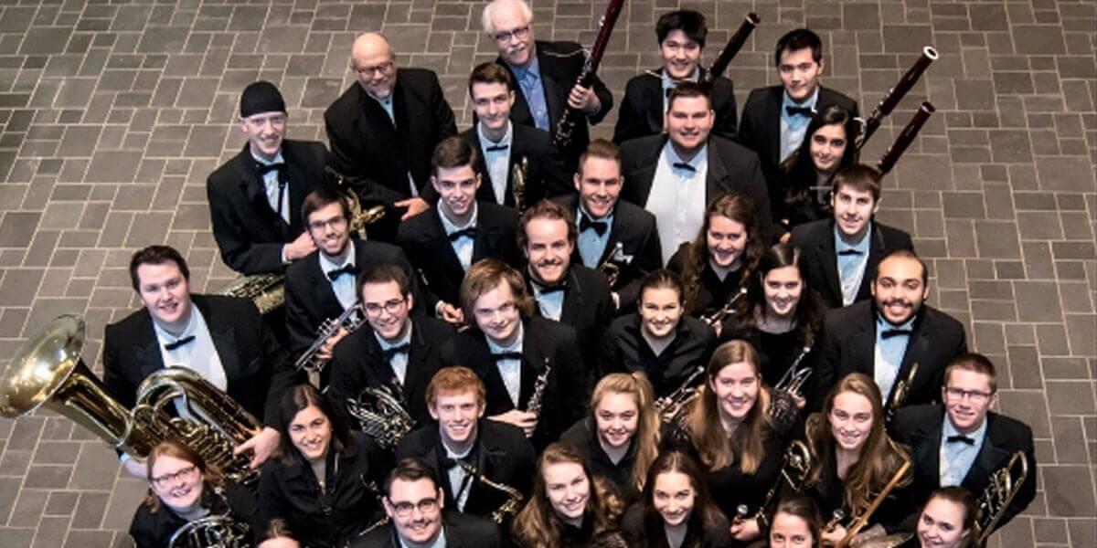Bethel University Wind Symphony – Celtic Collection