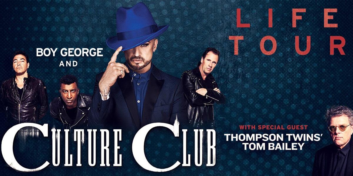 Boy George & Culture Club | Life Tour