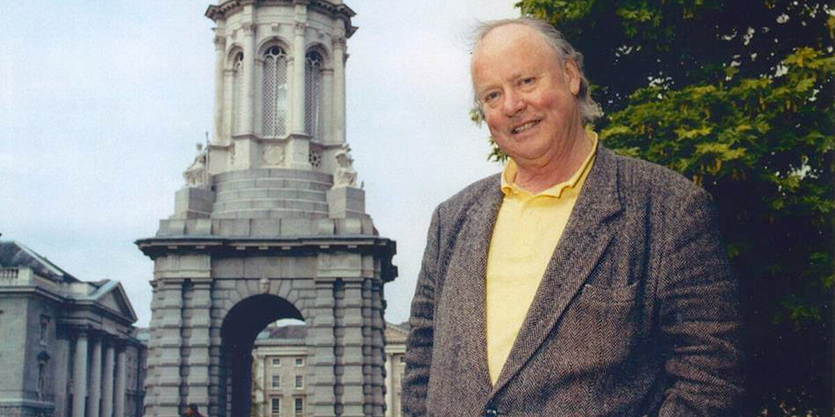 Forever Begin: commemorating Brendan Kennelly's life in poetry
