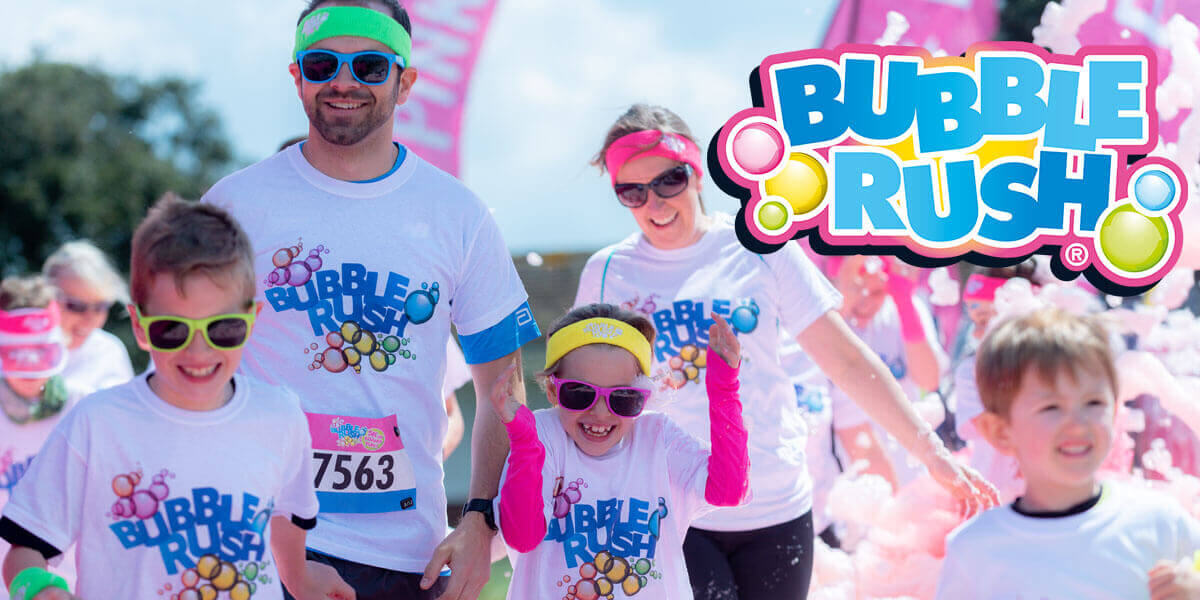 Bubble Rush Dublin