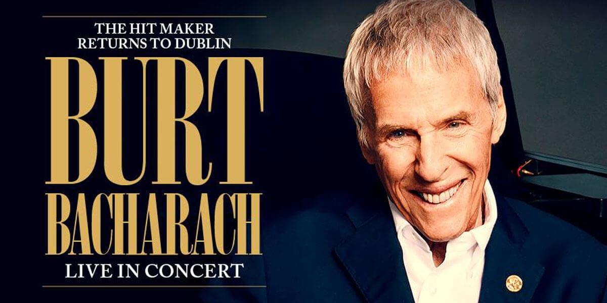 Burt Bacharach – Live at the Iveagh Gardens