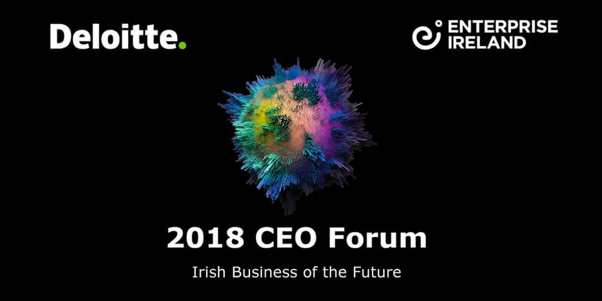 CEO Forum 2018 – Irish Business of the Future