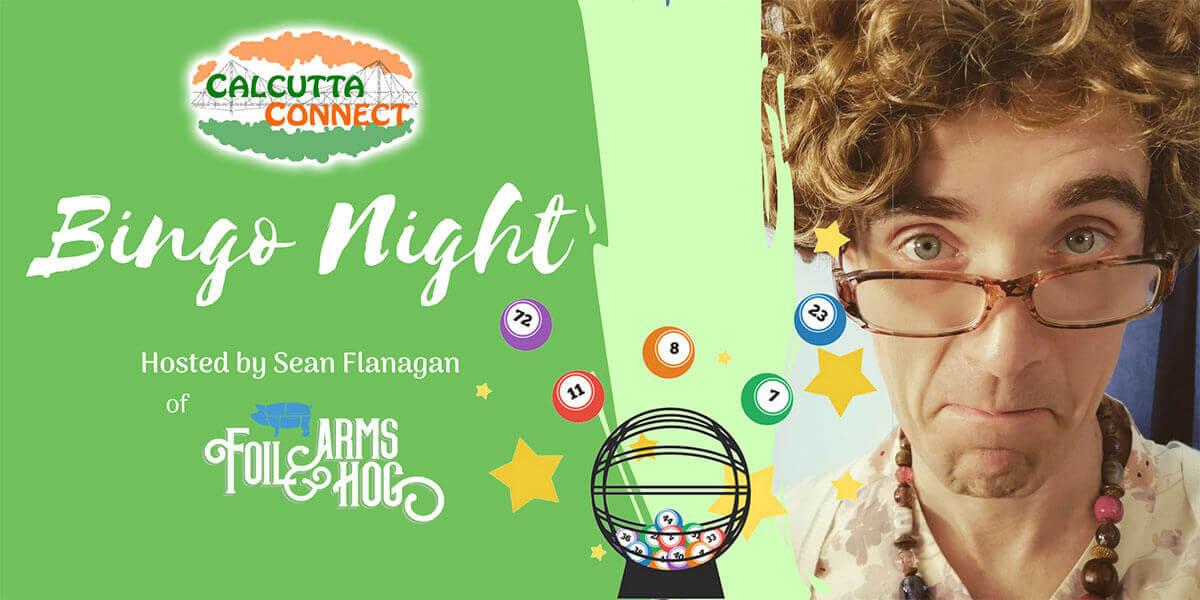 Calcutta Connect Bingo Night