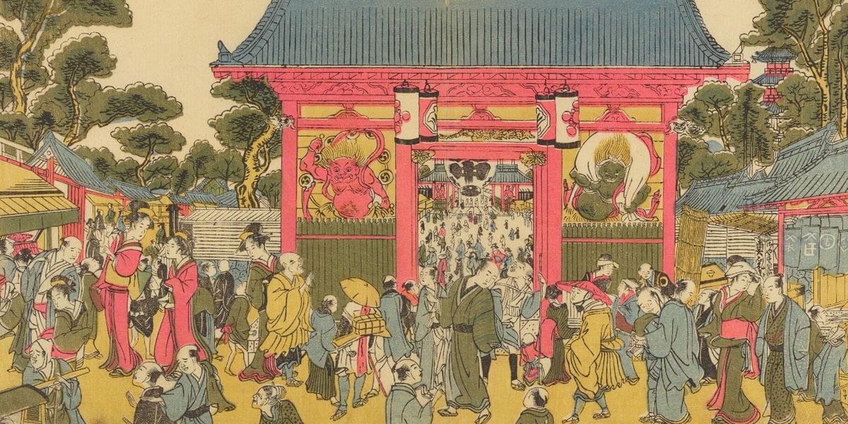 Edo in Colour