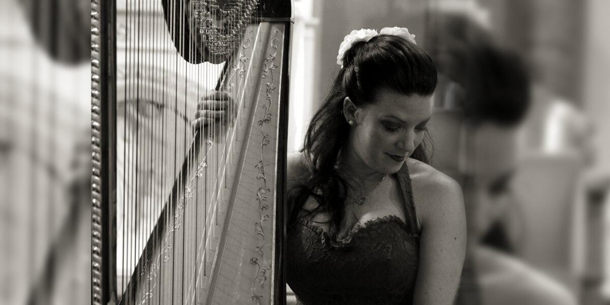 Live Online Harp Recital