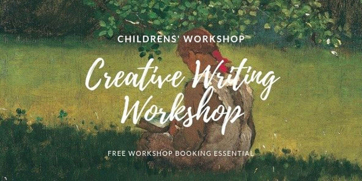 Childrens' Creative Writing Workshop