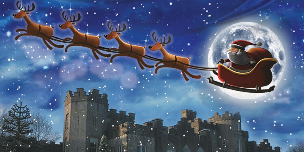 Christmas at Ardgillan Castle.