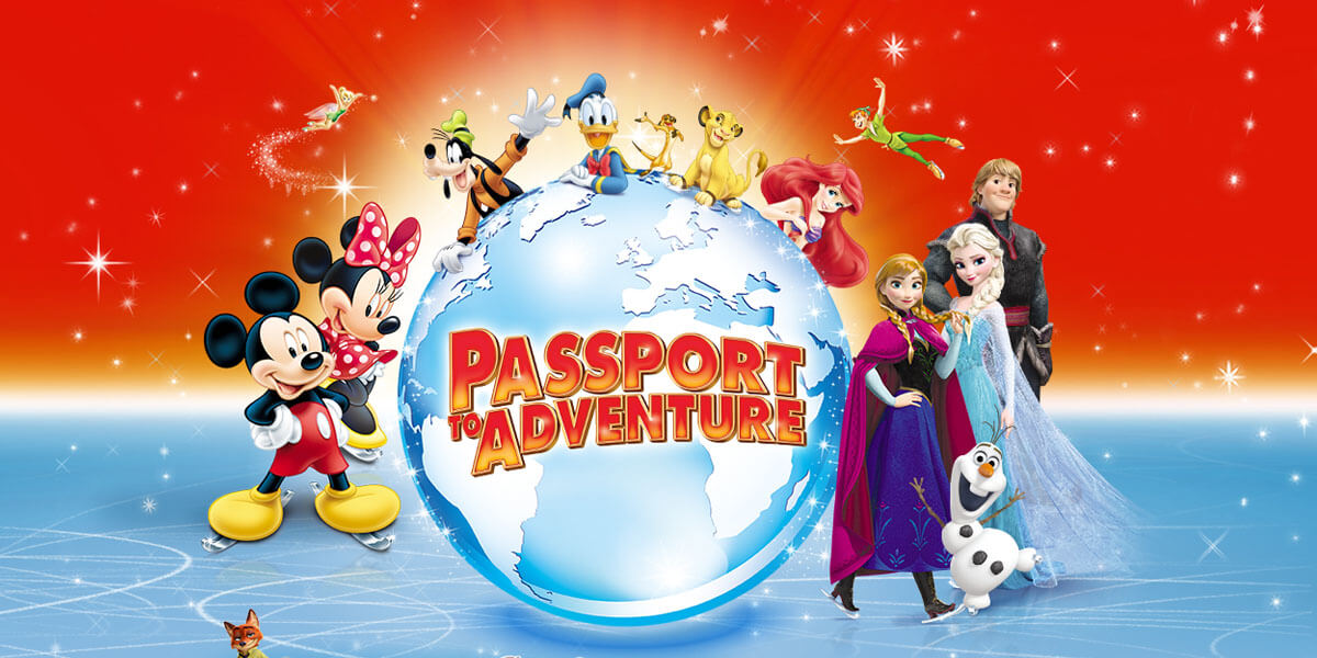 Disney on Ice -Passport to Adventure