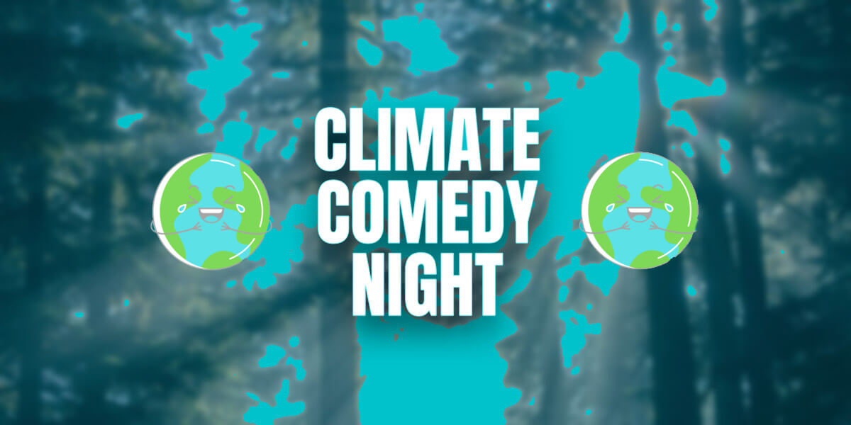 Climate Comedy Night