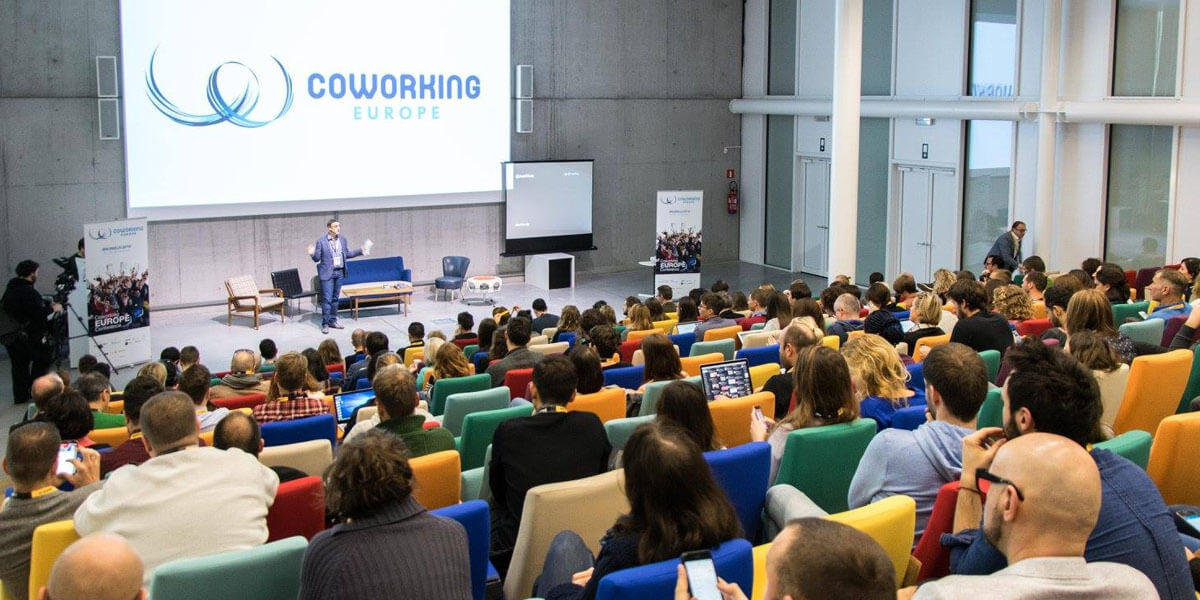 Coworking Europe 2017