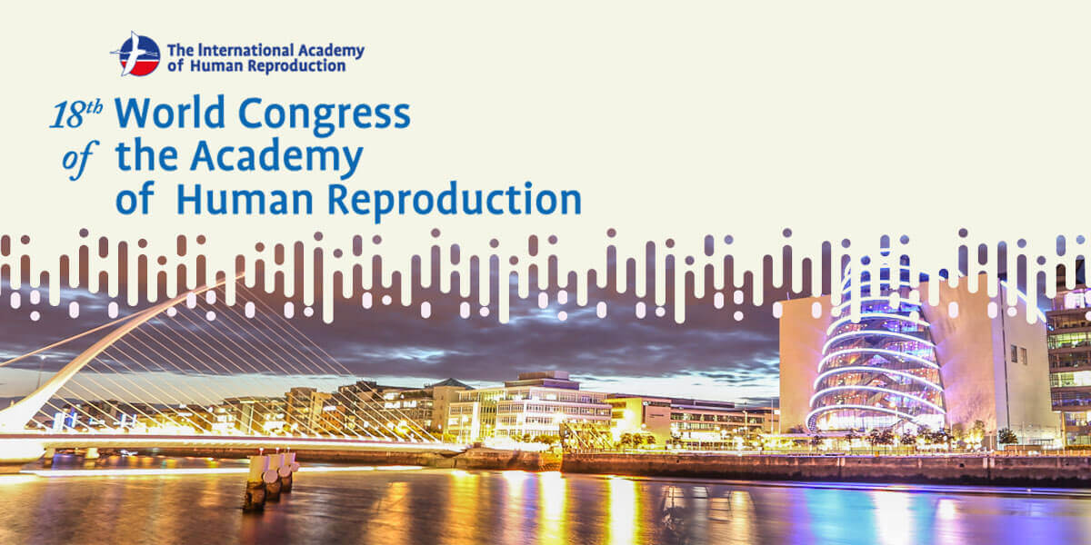 18th World Congress of the Academy of Human Reproduction