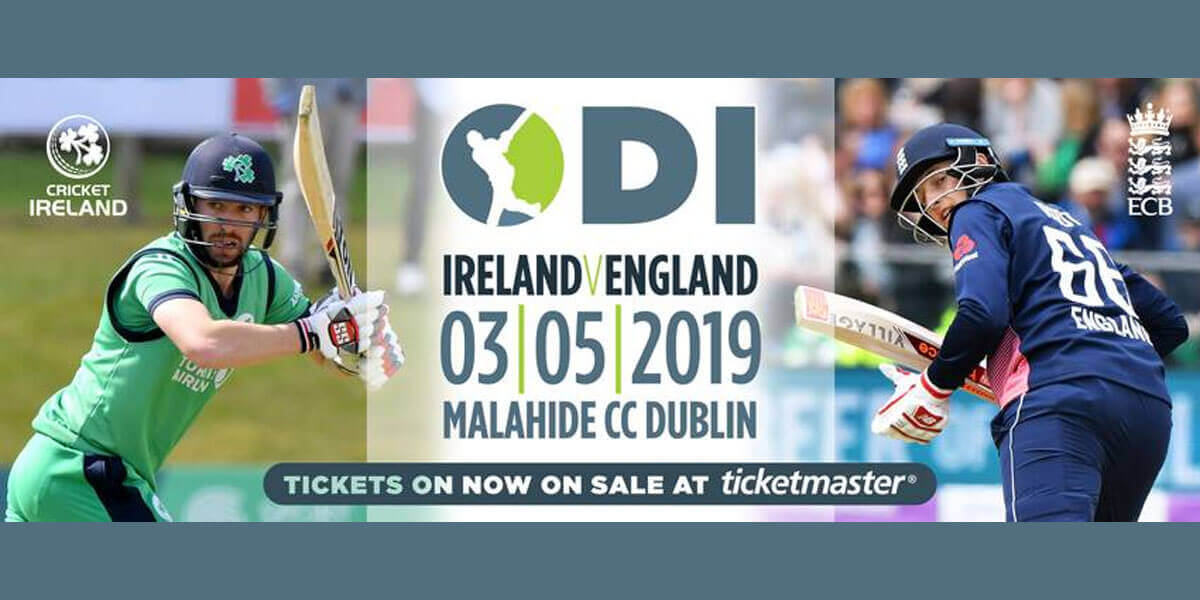 ODI Ireland vs England