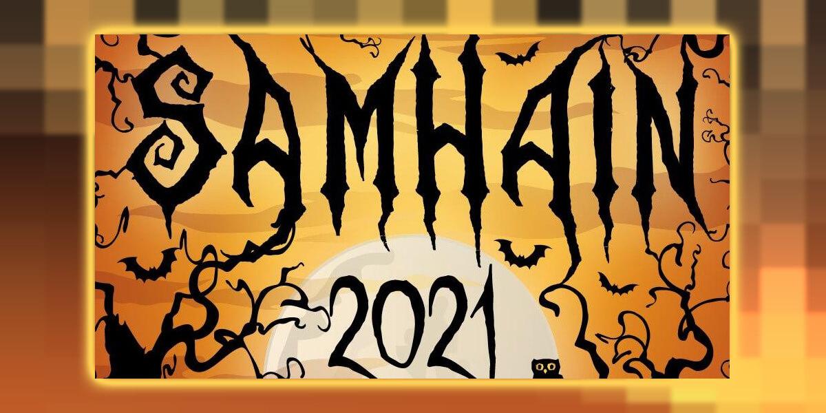 Samhain Haunted Forest Walk